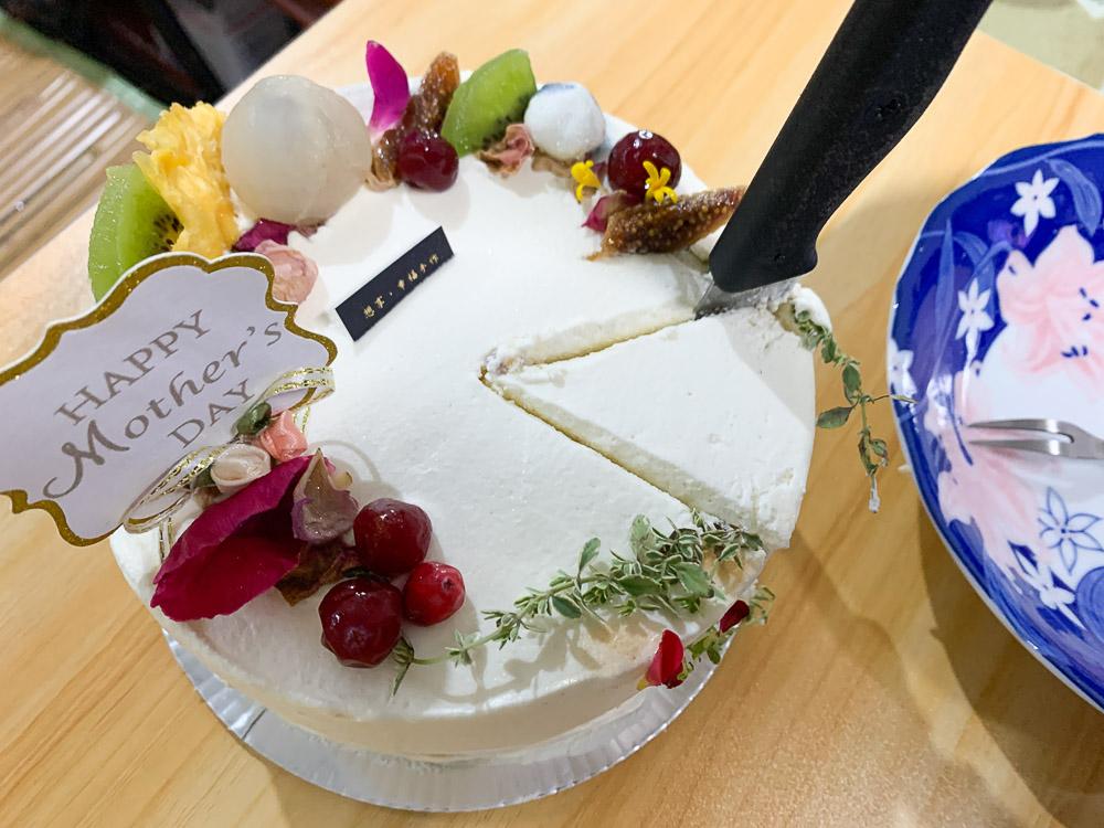 想享幸福手作, 想享。小森夏烘焙工作室, 嘉義母親節蛋糕, 嘉義訂製蛋糕, 嘉義低醣蛋糕