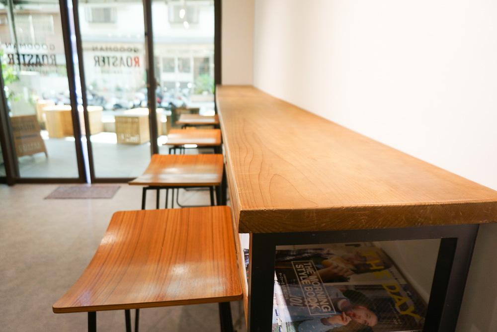 Goodman Roaster, 阿里山咖啡, 天母咖啡, 天玉街咖啡, 日本職人咖啡