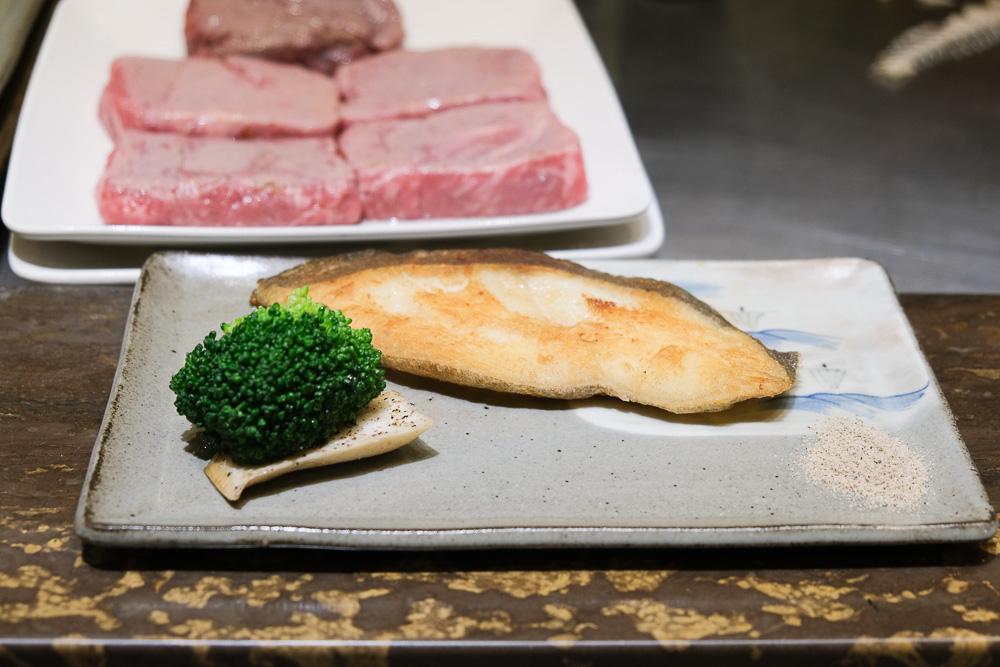 明水然鐵板燒, 南京復興站美食, 台北約會餐廳, 台北鐵板燒, 明水然無菜單料理, 明水然商業午餐, 明水然