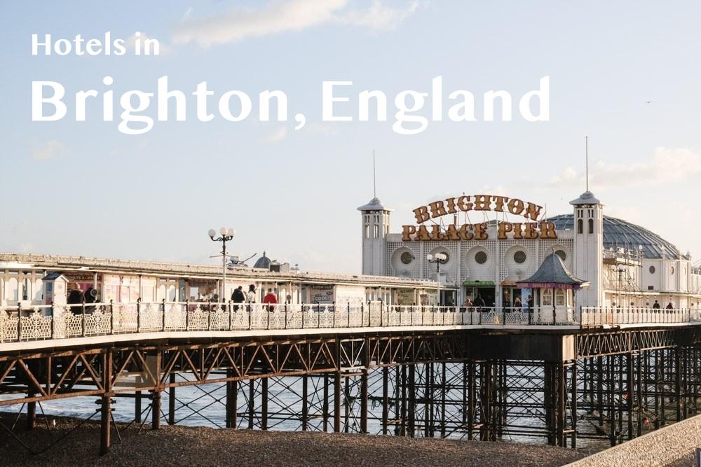 英國布萊頓住宿, Brighton 住宿, 布萊頓飯店, 布萊頓自助, Brighton 設計酒店