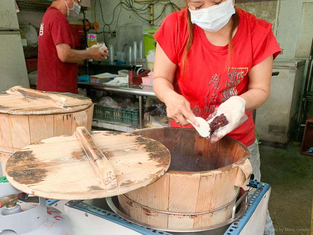 台林街美食, 台林街早餐, 傳香米飯糰, 嘉義飯糰