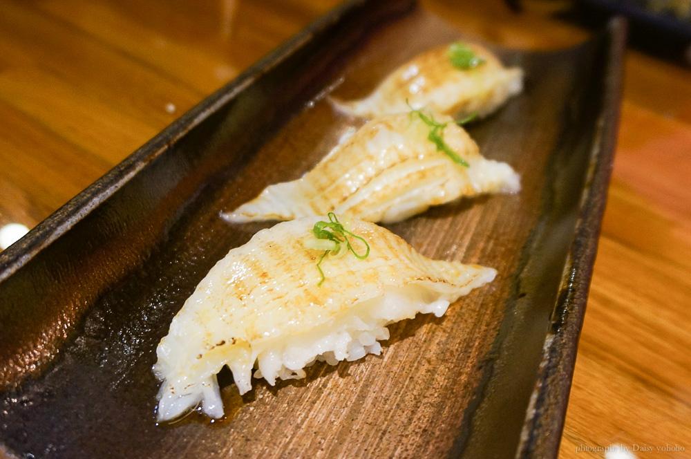 鮨兵衛, 嘉義美食, 嘉義日本料理, 嘉義握壽司, 鮭魚握壽司