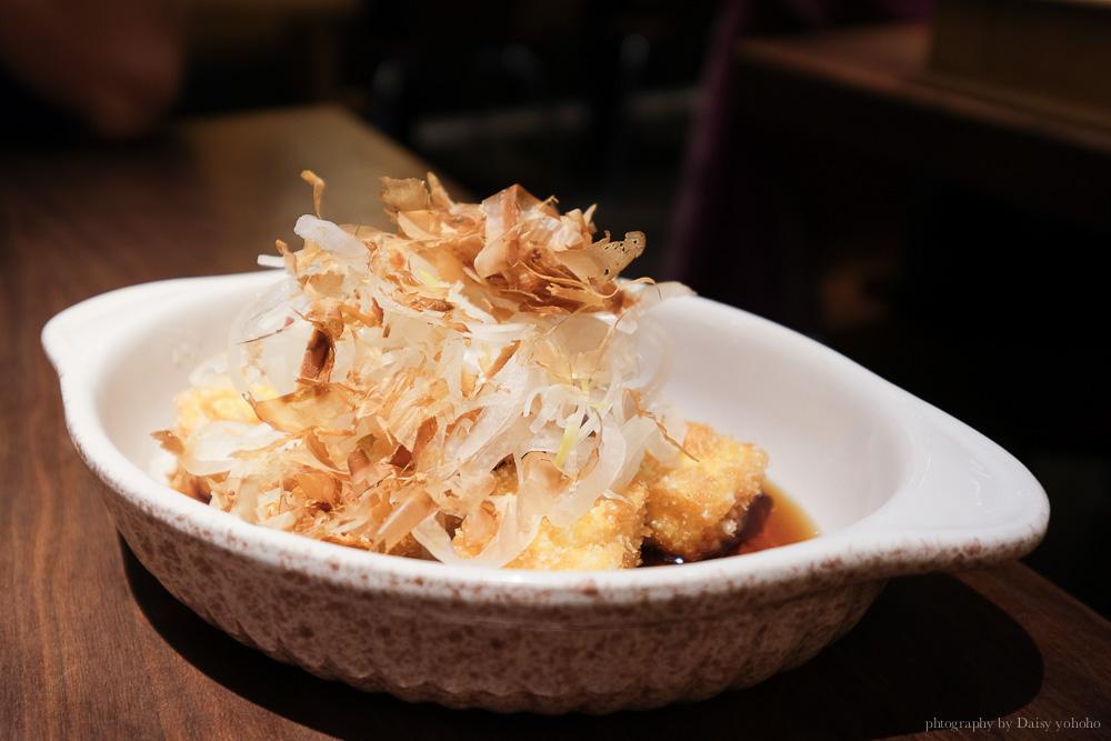 稻禾 Sushi, 盛合生魚片, 微炙盛合生魚片, 嘉義日本料理, 嘉義海鮮丼飯, 揚出豆腐, 陶阪霜降牛小排, 中山路美食