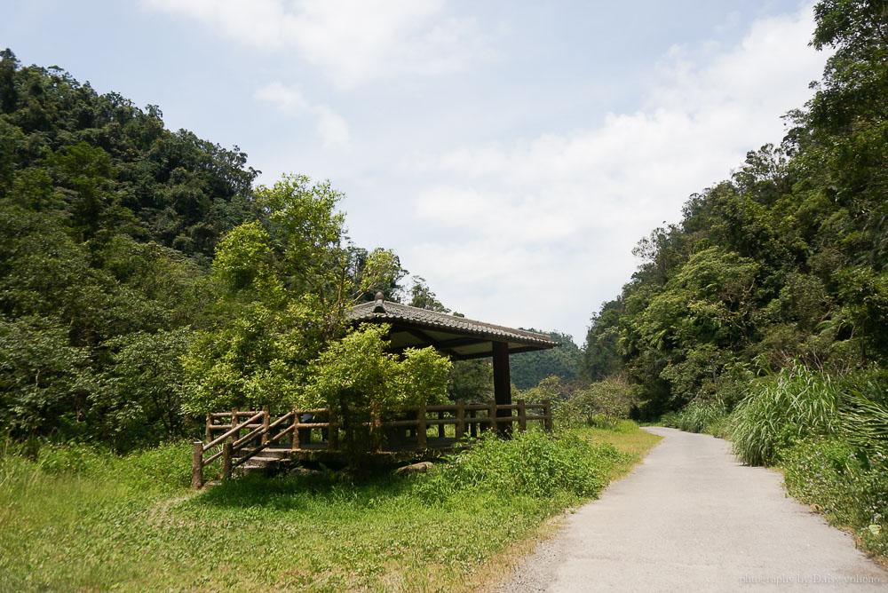 九寮溪自然步道, 九寮溪生態園區, 宜蘭健行, 宜蘭步道, 聶隱娘拍攝場景, 戈霸瀑布, 螢火蟲
