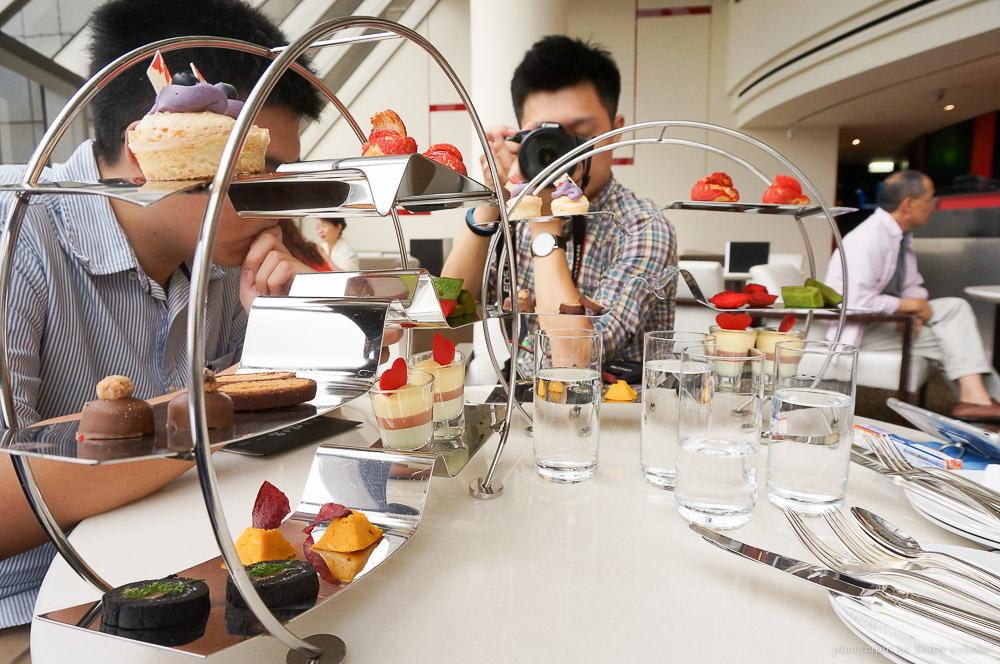馬可波羅義大利餐廳, 馬可波羅下午茶, Marco Polo Restaurant, 香格里拉台北遠東國際大飯店, 大安區美食, 敦化南路美食, 貴婦下午茶, 台北景觀餐廳