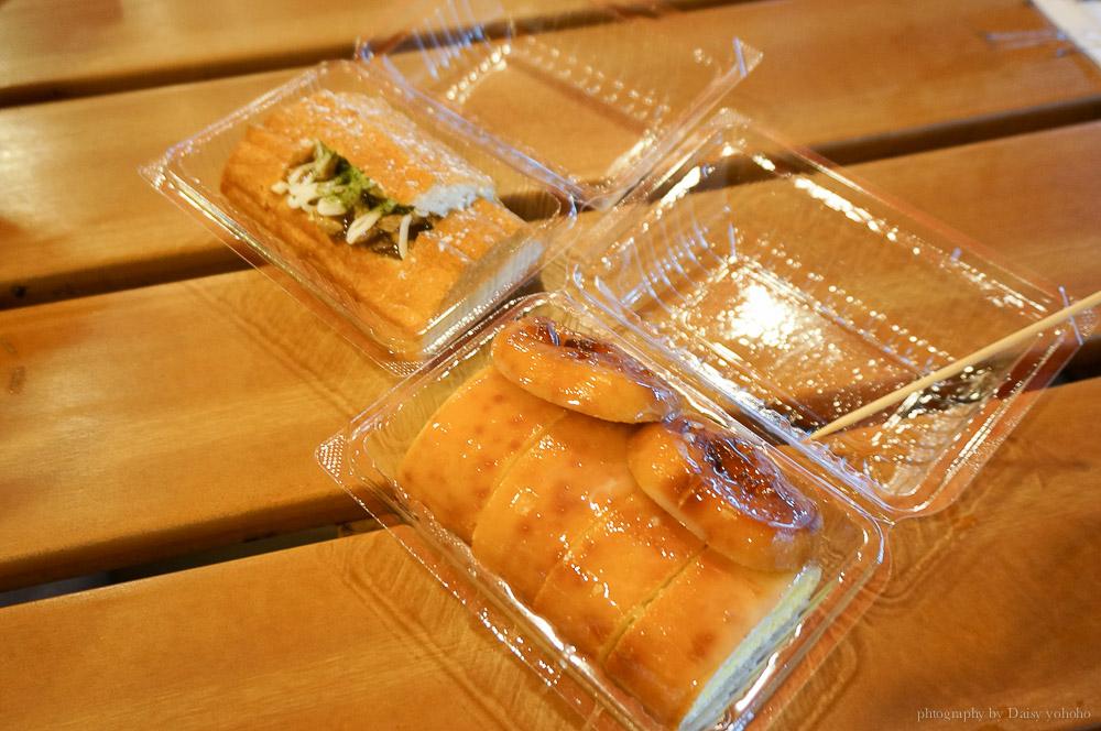 東大門夜市 美食吃吃喝喝!第一家烤肉串、拔絲地瓜、石板燒炭烤舖、醬爆棺材板