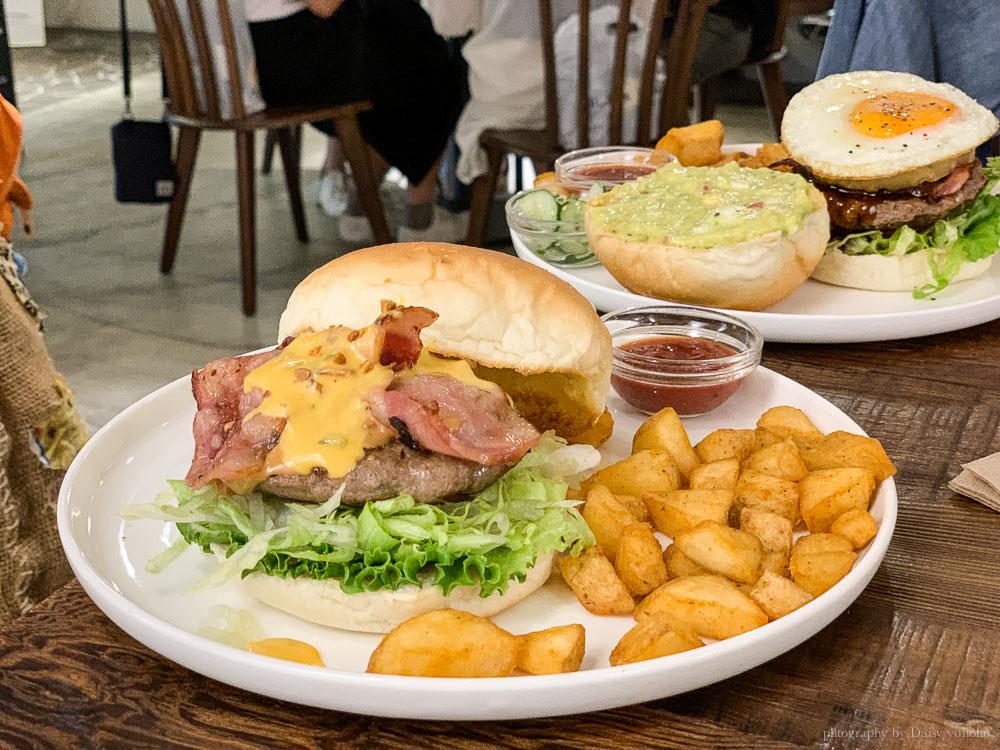 wakuwaku Burger, 信義區早午餐, 信義區美食, 美式漢堡, 日式洋食漢堡, 北醫美食, 台北101站美食, 吳興街漢堡