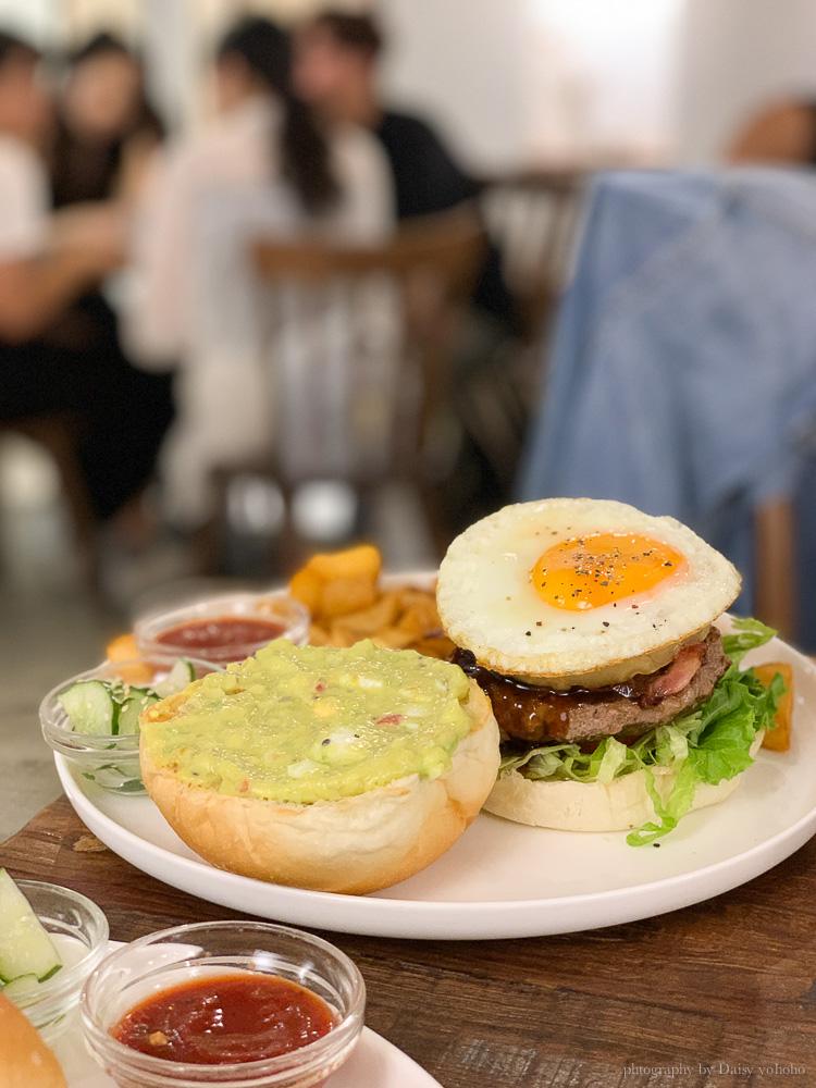 waku waku burger 13 - 台北吳興街 WakuWaku Burger わくわく 信義店,吳興街早午餐,好吃漢堡包!