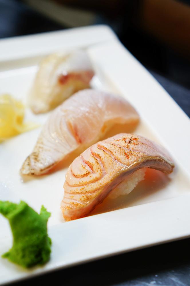 三鱻壽司, 忠孝新生美食, 台北日本料理, 華山日本料理, 忠孝新生日本料理, 三鱻壽司菜單
