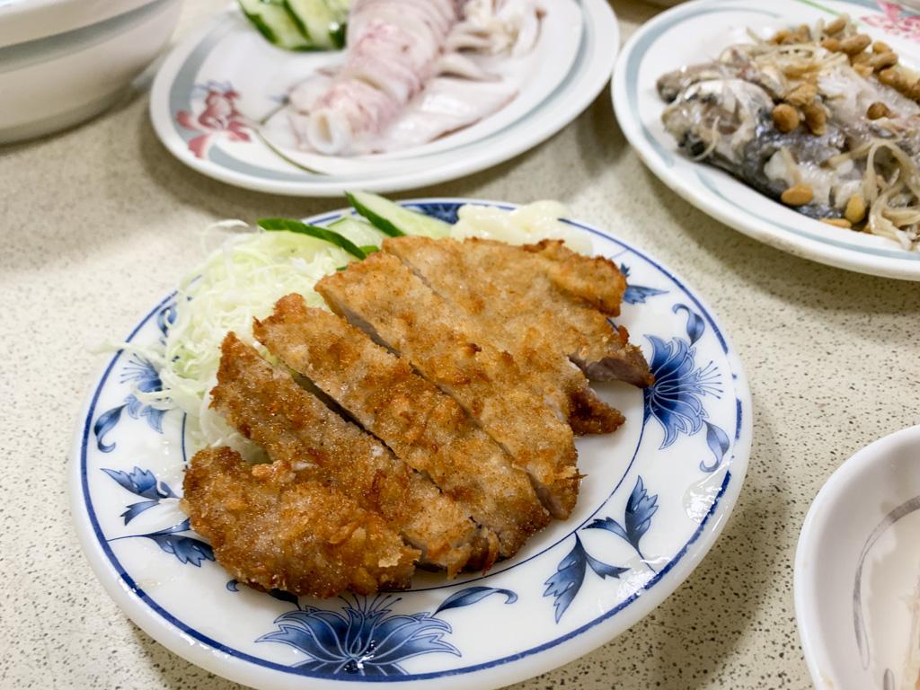 三葉飲食, 嘉義日本料理, 嘉義老店, 民權路美食, 三夜日本料理, 嘉義美食