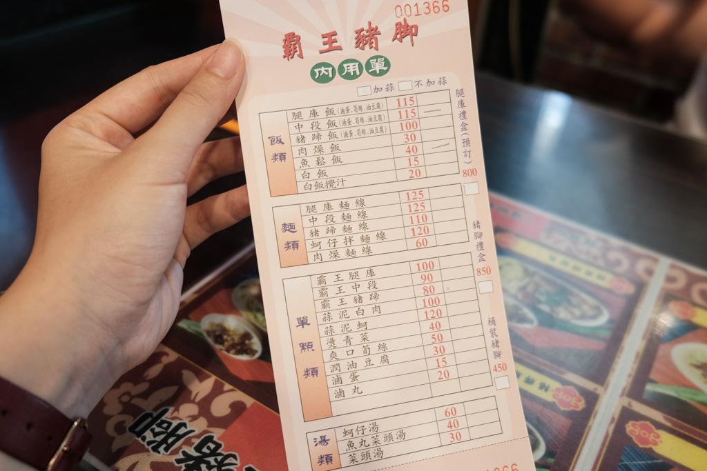 霸王豬腳, 台南豬腳飯, 台南魚鬆飯, 壹等品, 安平美食, 台南美食