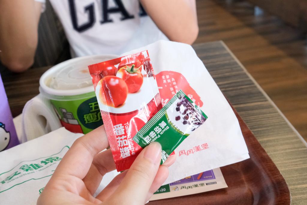 台南丹丹漢堡, 台灣速食店, 仁德美食, 仁德早餐, 台南早餐推薦, 鮮脆雞腿堡, 玉米濃湯, 麵線羹