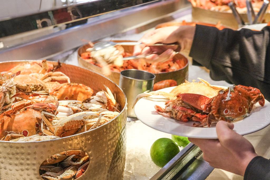 海港城, 台南buffet, 台南自助餐餐廳, 台南吃到飽, 海港城價格, 海港城訂位, 漢來海港城必吃