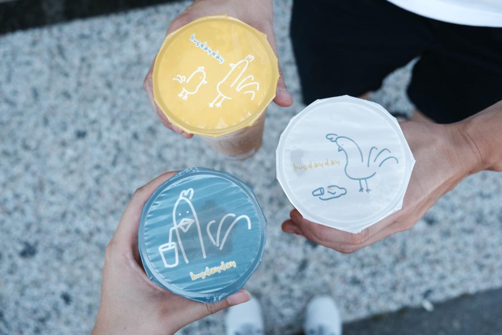 烈奶茶, 好爹爹, 喝茶茶, 陳漢典飲料店, 楊枝甘露, 晨曦甘露, 安平飲料店, 台南手搖杯
