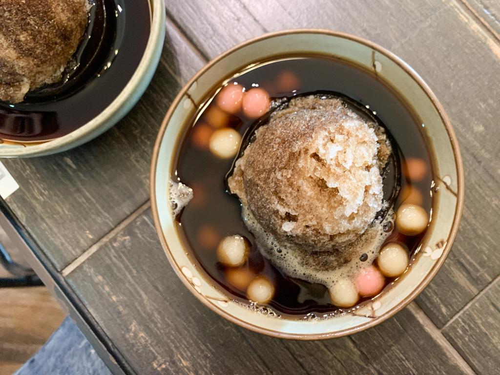 仙仁嫩仙草, 安平仙草冰, 台南仙草冰, 台南甜品,台南冰品, 安平下午茶, 安平美食