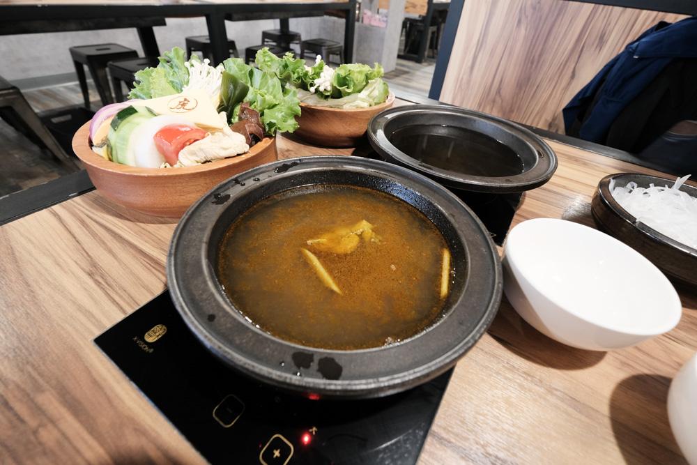 虎澤拾鍋, 嘉義火鍋, 嘉義美食, 西區火鍋, 新民路火鍋, 泰式酸辣鍋