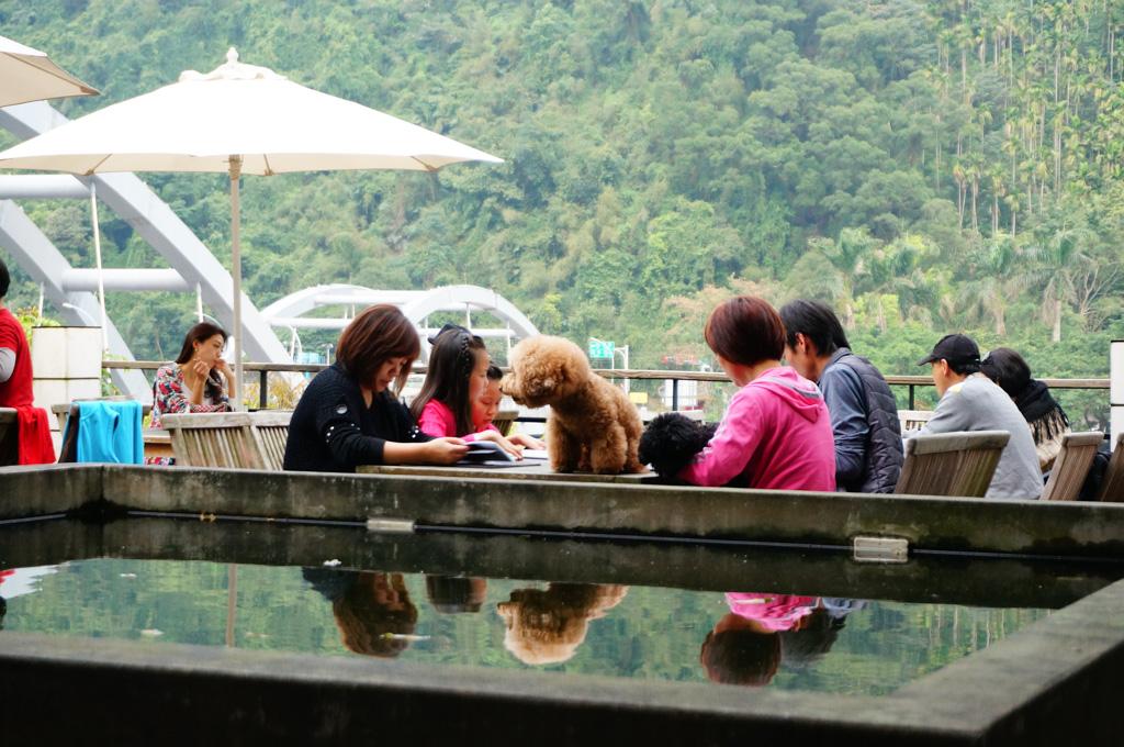 新店LaVilla, 烏來景觀餐廳, 新店質感咖啡館, 烏來美食, 烏來咖啡廳, 燕子湖畔景觀餐廳