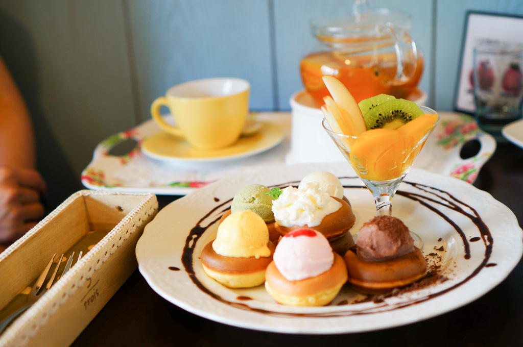 Mei cafe, 美小舖咖啡, 嘉義下午茶, 嘉義鬆餅, 鄉村風下午茶, 嘉義咖啡廳