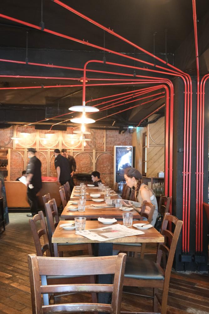 西班牙餐酒館, 東區西班牙料理, 東區美食, 西班牙海鮮燉飯, 西班牙蒜油蝦