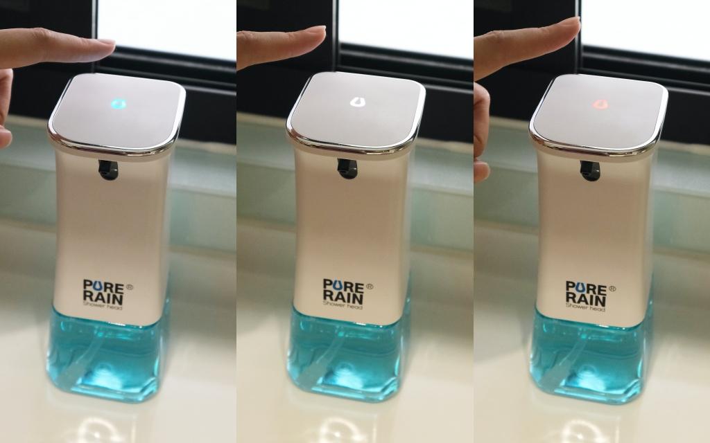 Rain , 自動感應泡沫洗手機, 免綁定耗材, 洗手液補充包, 洗手機保固, 生活用品推薦, 居家生活, 自動洗手機, 洗手機電池