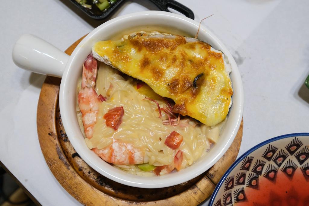 幹嘛西班牙餐酒館, 大稻程美食, 花東食材, 無菜單料理, 大稻埕餐廳, 西班牙海鮮燉飯