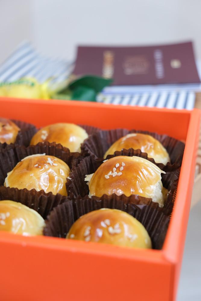 Bake Code, 烘培密碼蛋黃酥, 中秋月餅禮盒, 中秋節月餅, 芋頭金沙麻糬酥, 紅豆蛋黃酥