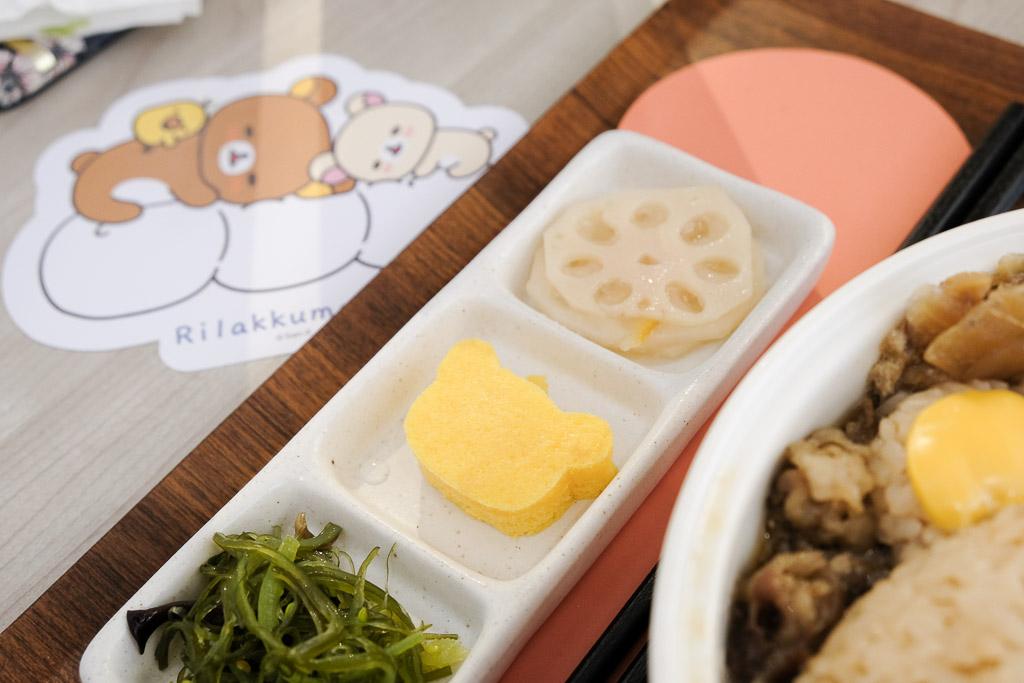 拉拉熊茶屋訂位, 拉拉熊台南, rilakkuma, 台南美食, 台南主題餐廳, 台南火車站美食, 拉拉熊甜點, 拉拉熊餐點