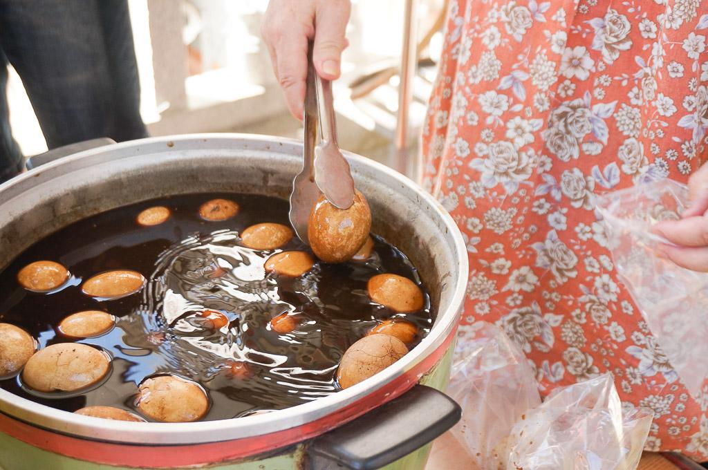 金門葉氏酒釀蛋, 金門第一家, 文台寶塔, 高粱酒蛋, 金門小吃, 金門點心