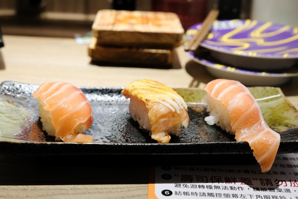 平祿壽司, 台中北區美食, 台中迴轉壽司, 仙台平價迴轉壽司, 松阪豬握壽司, 平祿壽司訂位
