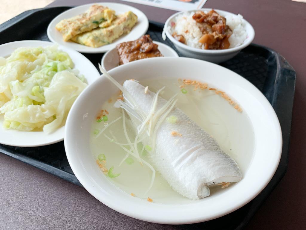 台南七海魚肚魚皮專賣店, 台南虱目魚, 台南魚皮湯, 台南小吃, 台南美食, 東門路美食
