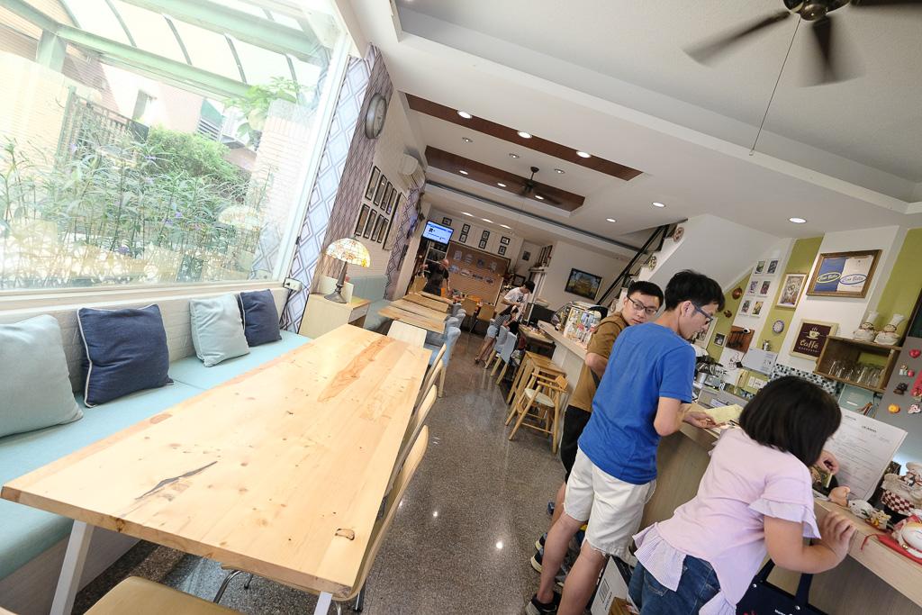 台南墨魚麵, 虎尾寮義大利麵, 台南義式餐廳, 虎尾寮美食, 焗烤千層麵