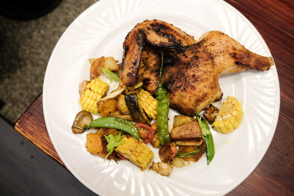 小洋蔥手作料理, 嘉義小洋蔥, 鐮刀式烤半雞, 小洋蔥手作廚房, 嘉義義大利麵, 小洋蔥菜單Little Onion