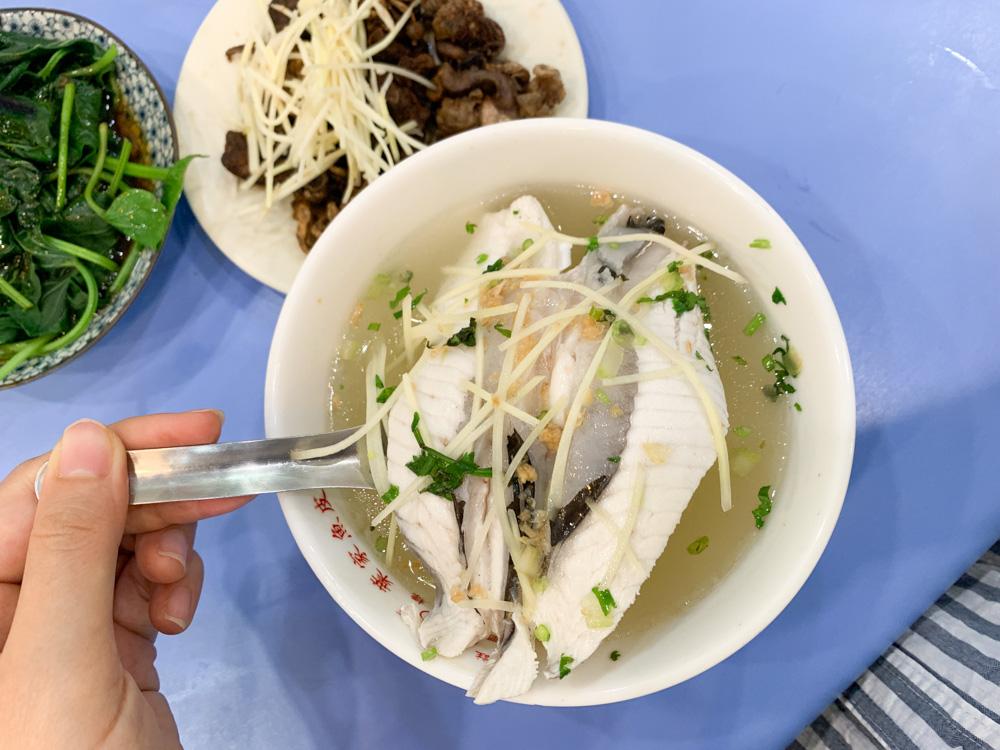 葉家虱目魚, 台南虱目魚湯, 葉家魚皮虱目魚專賣店, 台南魚皮湯, 台南小吃, 台南美食