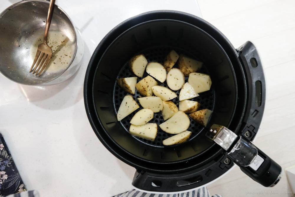 Arlink 氣炸鍋, Arlink 大白學長團購, Arlink氣炸鍋團購, 氣炸鍋食譜, Arlink 配件, Arlink 優惠, EB6303, 氣炸馬鈴薯塊