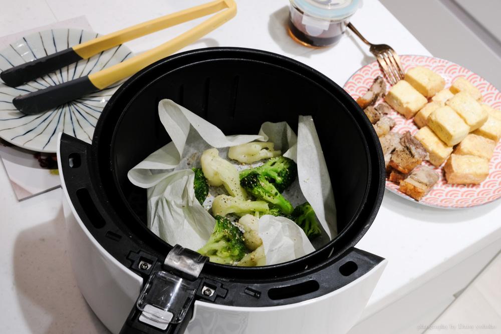 Arlink 氣炸鍋, Arlink 大白學長團購, Arlink氣炸鍋團購, 氣炸鍋食譜, Arlink 配件, Arlink 優惠, EB6303, 氣炸花椰菜