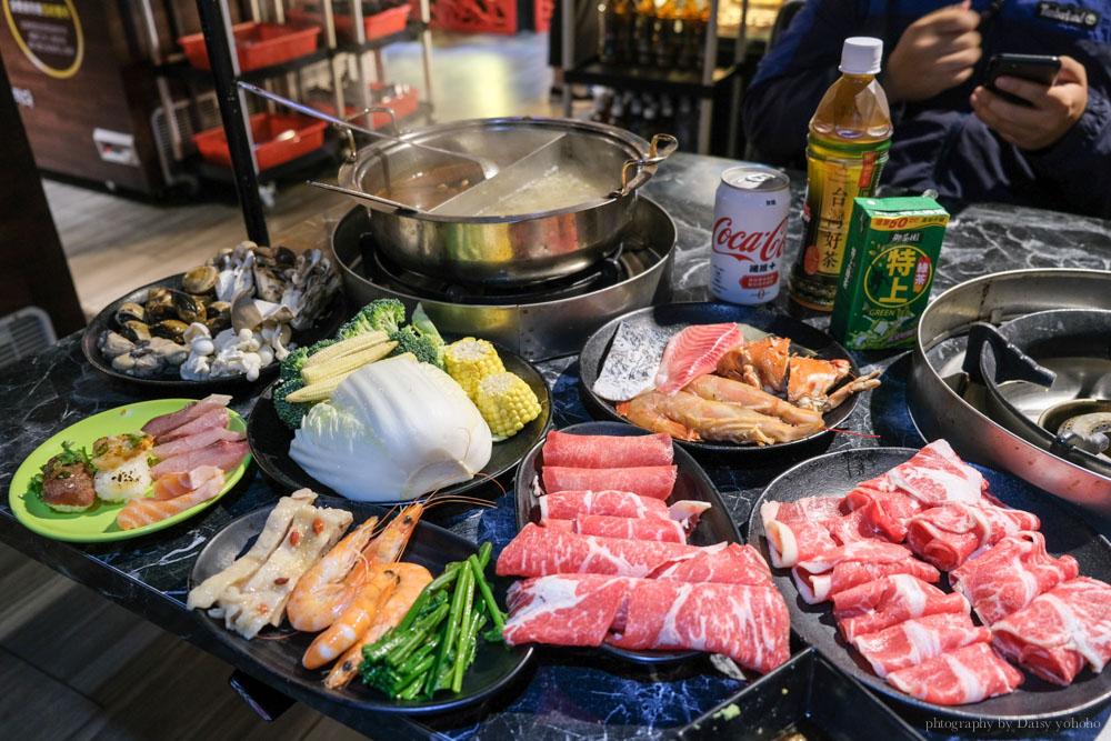 嗨蝦蝦, 嗨蝦蝦價格, 嗨蝦蝦訂位 嗨蝦蝦海陸精緻鍋, 丼賞和食, 嗨蝦蝦林森店, 林森北路美食, 生魚片吃到飽, 台北火鍋吃到飽