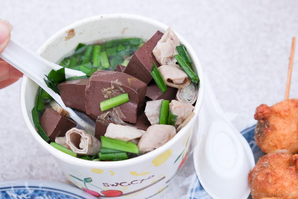 傅家蚵嗲豬血湯, 歸仁美食, 歸仁小吃, 台南豆乳雞翅, 歸仁關東煮, 台南蚵嗲, 台南豬血湯