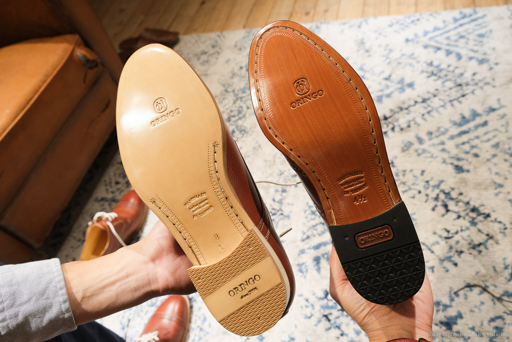 林果良品, 皮鞋穿搭, 男友生日禮物, 男生聖誕禮物, 女生皮鞋推薦, Oringoshoes, 林果良品東門店