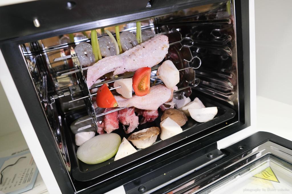 山水氣炸烤箱, 山水氣炸烤箱食譜, 山水氣炸鍋, 山水氣炸烤箱料理, 氣炸烤箱紙包料理, 氣炸烤箱串燒