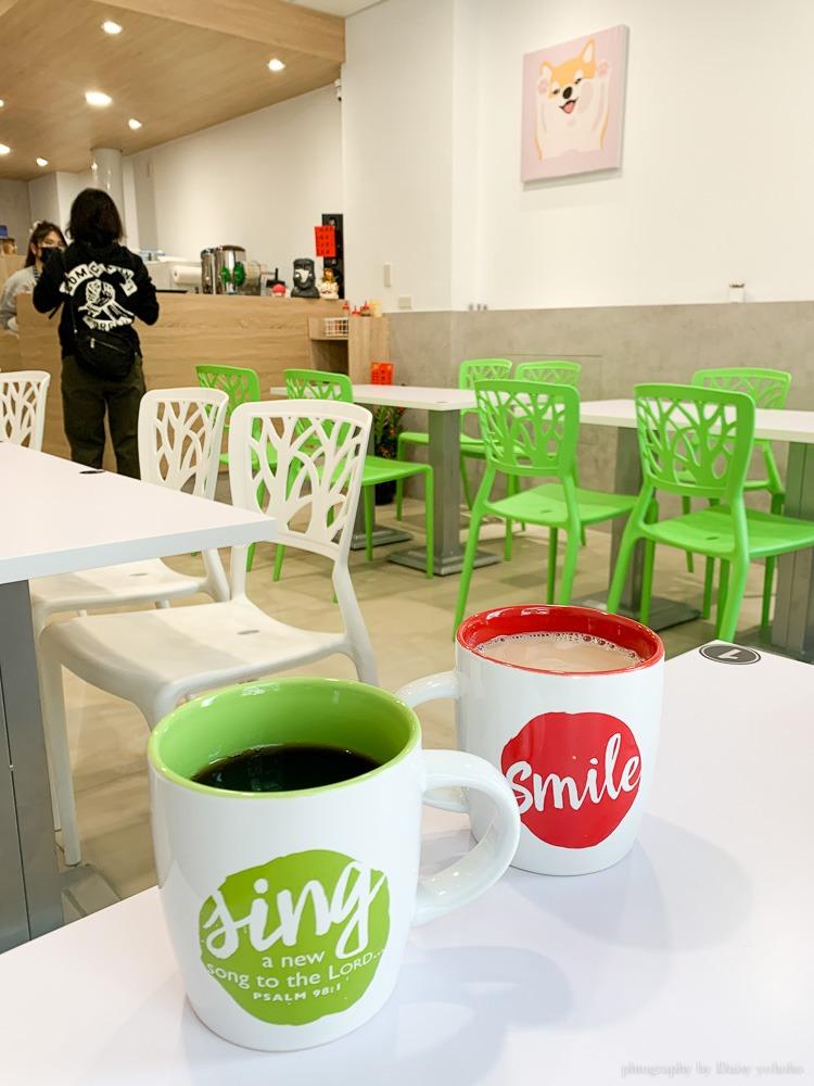 日之間早午餐, 虎尾寮早餐, 東區早餐店, 裕信路早餐