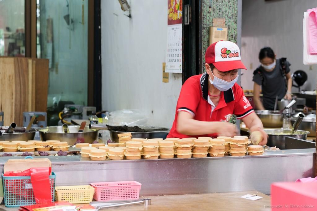 萬丹紅豆餅, 萬丹紅豆餅推薦, (黃)萬丹紅豆餅, 萬丹紅豆排隊, 萬丹紅豆餅口味, 萬丹美食, 萬丹小吃