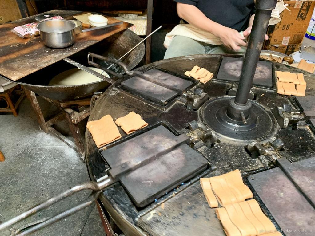 連得堂餅家, 連得堂宅配, 雞蛋煎餅, 台南古早味手工煎餅, 手工煎餅, 連得堂預訂代購