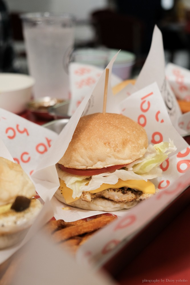 abcburger, abc美式燒烤車, 尊王路美食, 台南中西區美食, 台南美式漢堡, 台南漢堡, 花生醬漢堡, 烤雞胸漢堡