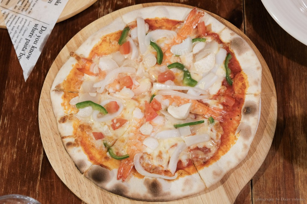 醬醬披薩推薦口味, big john pizza, 台南披薩, 台南美食, 英國人披薩, 台南東區美食, 台南東區披薩