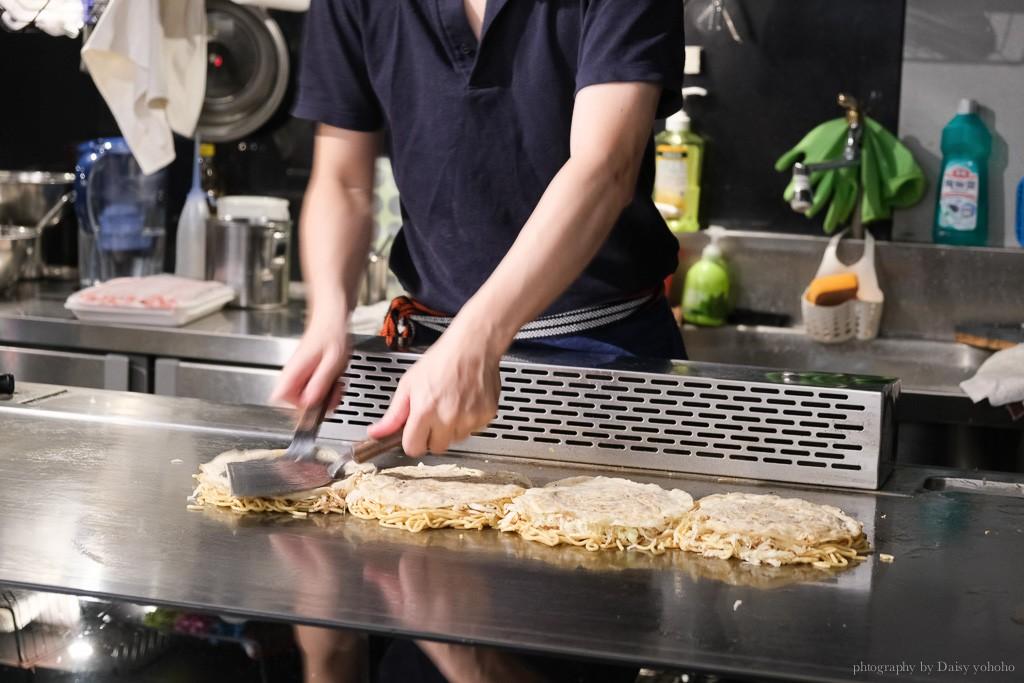 大王燒, 仁德美食, 台南隱藏美食, 日本廣島燒, 完全預約制, 限量美食, 台南大阪燒, 日本人開的店