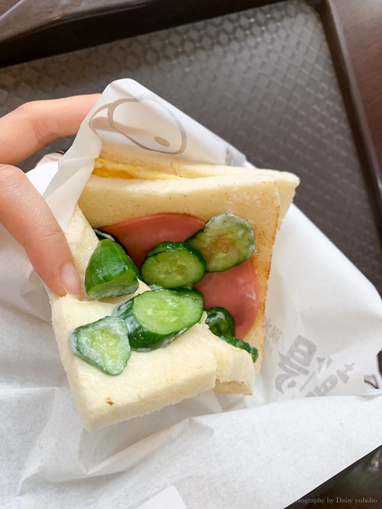 喜得碳烤三明治, 喜得台南東寧店, 台南早餐店, 台南碳烤吐司, 喜得招牌三明治