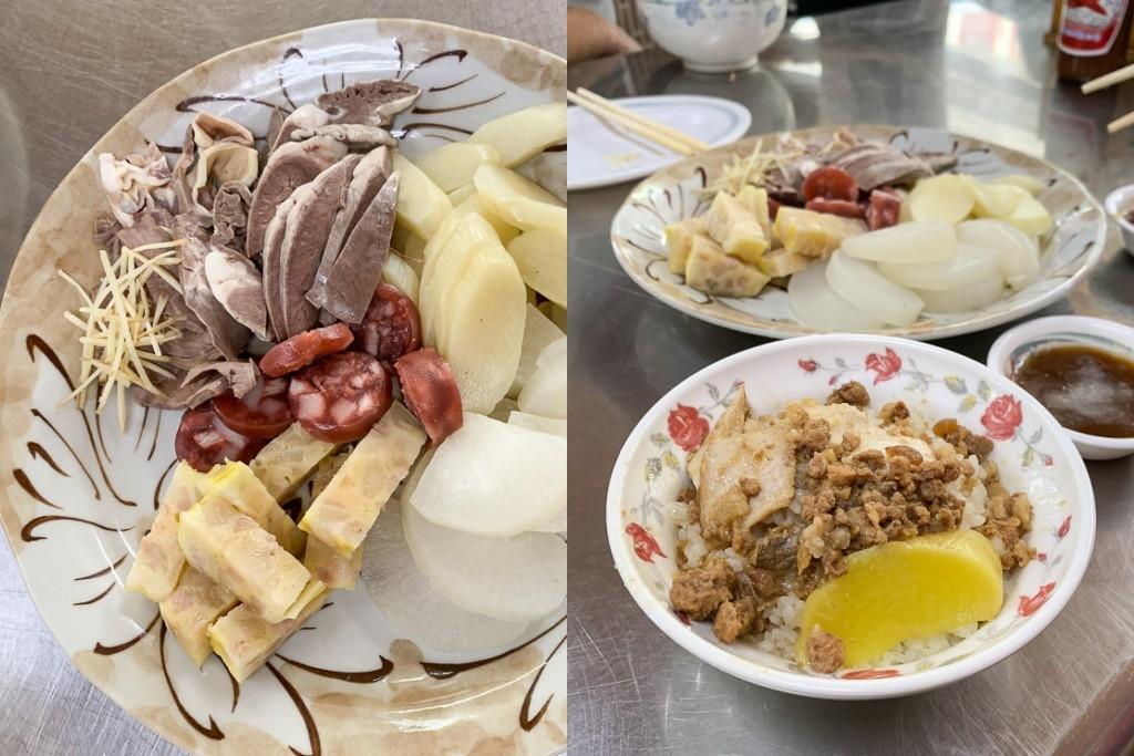 朝陽街魯肉飯, 源滷肉飯, 菜鴨魯熟肉, 嘉義美食, 嘉義小吃, 嘉義滷肉飯, 嘉義早餐, 嘉義古早味, 嘉義涼菜, 朝陽街早餐