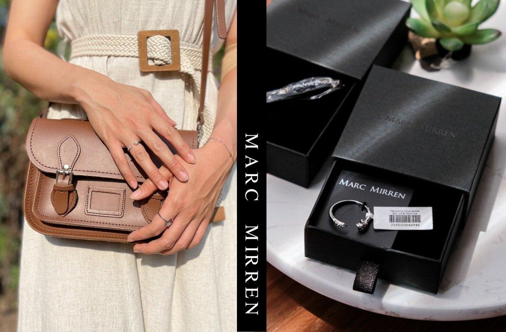 MM飾品, Marc Mirren, 北歐設計飾品, 簡約飾品, 宇宙戒指, 星星手鍊, 閨蜜禮物, 情人節禮物