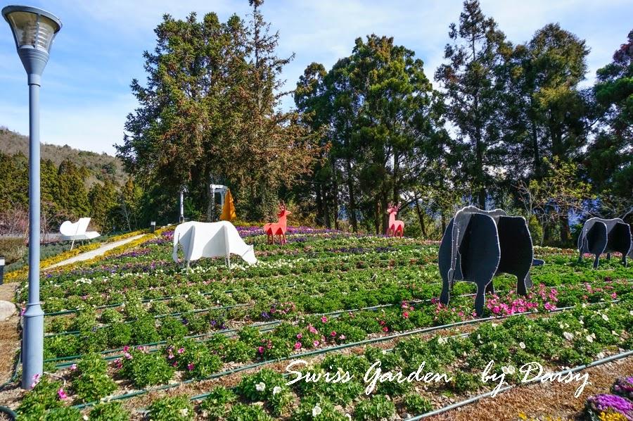 清境農場周邊景點, 小瑞士花園, Swiss Garden, 清境景點, 南投旅遊, 南投景點