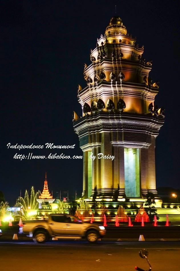 柬埔寨獨立紀念碑, 柬埔寨景點, 金邊獨立紀念碑, 金邊景點, 金邊旅遊, 獨立廣場, Independence Monument-13